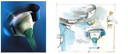 Dimpo - Diseño detector